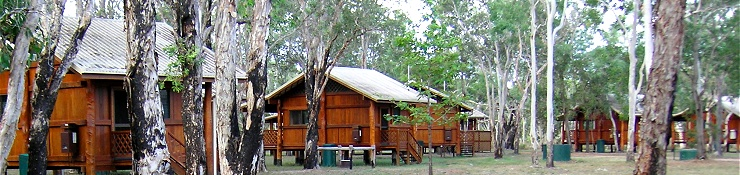 Lotusbird Lodge Cape York Accommodation - Lakefield National Park